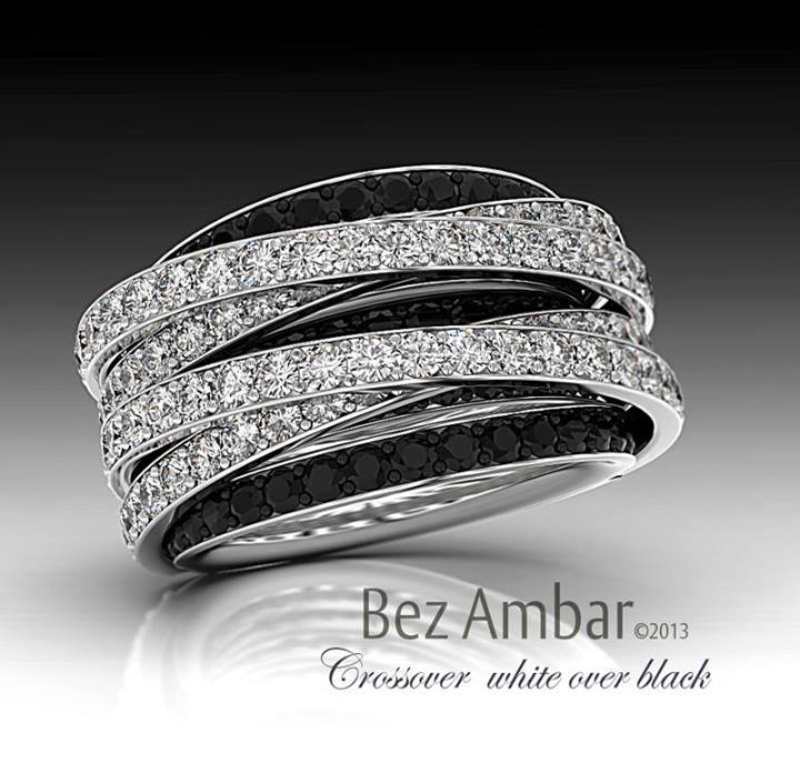 ring eternity j id band gold row five pave sale at diamond cartier org for jewelry rings z bands