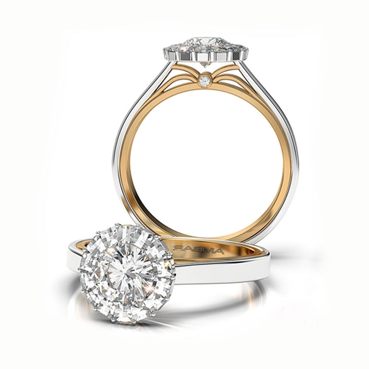 diamond africa ring half price carat south