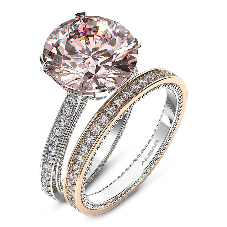 and silver paris the zirconia ring cz in sterling n s cubic rings eve diamond pink