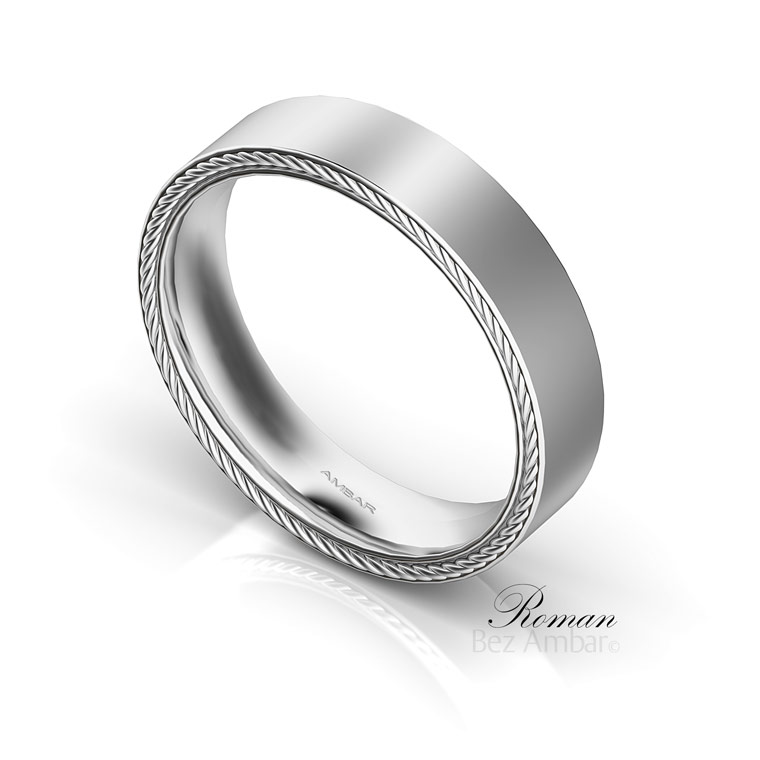infinity band wedding male with twist simple all is if rings it we setting can gold pave ring on diamond white pinterest images bands best afford
