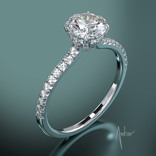 Why is a 1 Carat Diamond the Most Popular Size for an Engagement Ring?